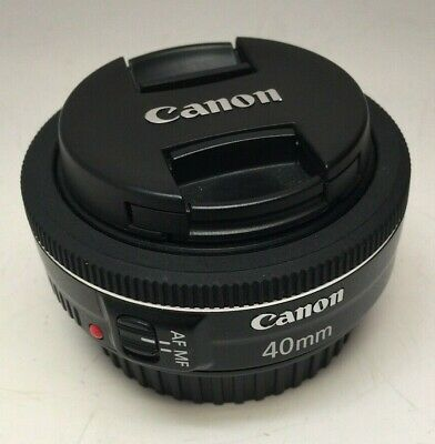 Used Canon EF 40mm f/2.8 STM Lens #163811-3