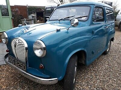 Austin A35 Van With Window Conversion