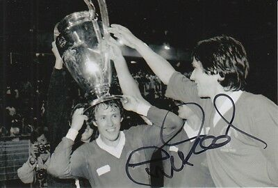 Liverpool Hand Signed Phil Neal 6X4 Photo 11.