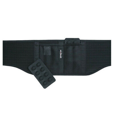 Trion:Z Multi Back and Waist Belt Supporter Black Trion Z - Small