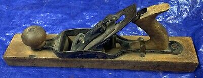 Upson Nut Co #27 Transitional Wooden Hand Plane