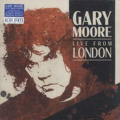 Gary Moore 2-LP  (Double ) Live From London - 180gm Bl... UK