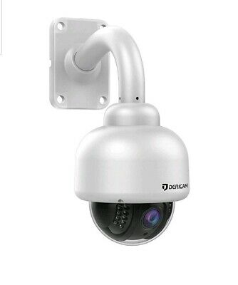 Dericam Outdoor Wireless Security Camera,Outdoor Ptz Camera,Crystal Full Hd 1080