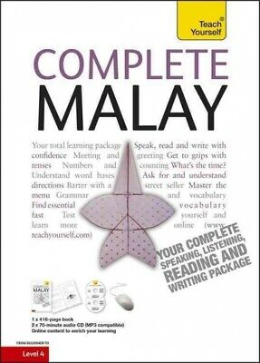 Teach Yourself Complete Malay, Paperback by Byrnes, Christopher; Suan, Tam Ly...