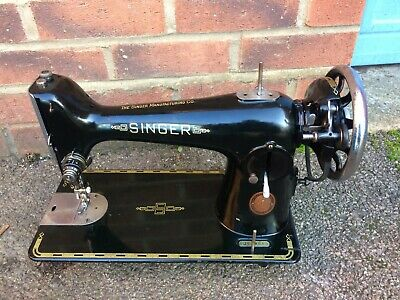 Vintage Singer 201K Sewing Machine