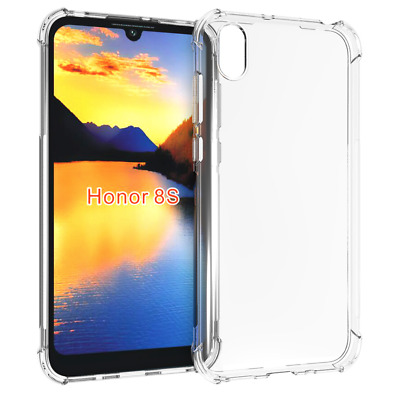 Funda para HUAWEI Y5 2019 Antichoque Gel Transparente Reforzada Anti-Shock