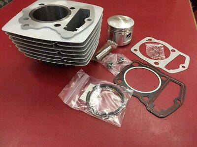 Honda XL125 TL125 Trials 150CC Straight Fit Big Bore Kit Oe Honda Gaskets