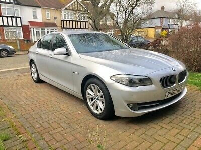 BMW 520d SE F10 with FSH in good condition NO RESERVE