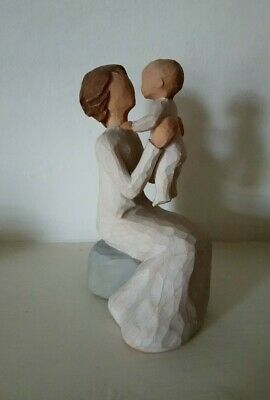 Willow Tree Grandmother figurine -26072 - stamped 2001