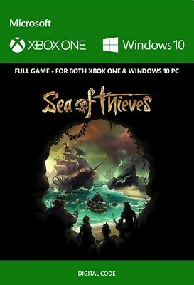 Sea of Thieves - PC WINDOWS 10 / XBOX ONE - DIGITAL DOWNLOAD  - INSTANT DELIVERY