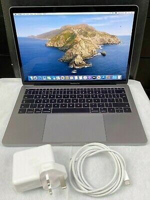 "Apple MacBook Pro 13"" 2017 Space Grey Core i5 2.3GHz 8GB 128GB SSD Immaculate"