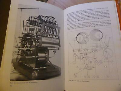 Making A Chiming Grandfather Clock With Musical Mechanism Vy Rare British Book
