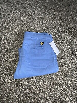 Boys lyle and Scott Trousers age 10-11
