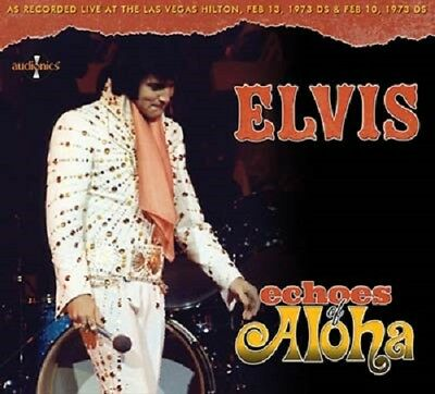 ELVIS PRESLEY - ECHOES OF ALOHA  -  Audionics Label