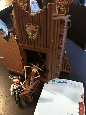 Playmobil 4774 Barbarian Take Along Fort Spare, Castle, Knights