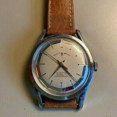 OLD Vintage - Men Watch SULLY SPECIAL - Swiss Made - Running