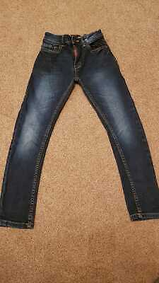Next Boys Jeans Age 9Yrs