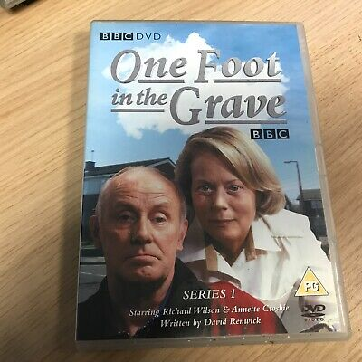 BOXED - One Foot In The Grave: Series 1 - Complete (DVD, 2004)