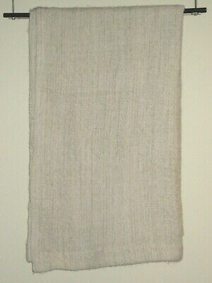 UNBRANDED Bridal Wrap Wedding Shawl Pashmina Knitted Wool Warm CREAM EXCELLENT