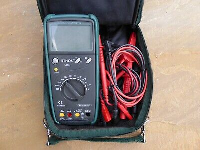 ETHOS 5500 Digital Multimeter .