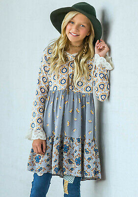 Matilda Jane Girls Size 12 Make Believe So Spirited Dress New Without Tags