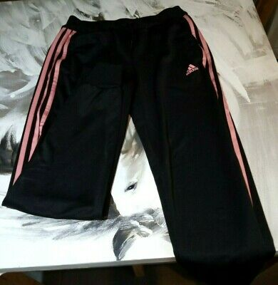 girls Adidas tracksuit bottoms size 14-15 years old