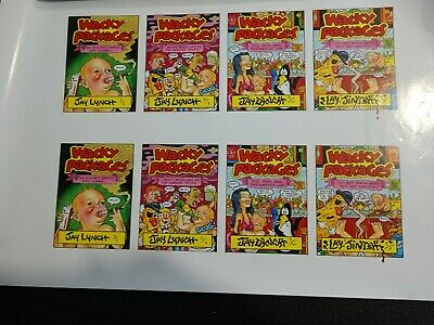 Topps Wacky Packages Jay Lynch Comic Strip