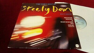Steely Dan - The Very Best Of Steely Dan - Original Uk Lp