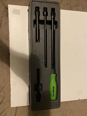 Snap On Green Wire Insertion Tool Set In Tray