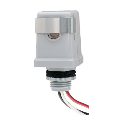 Intermatic K4121C 120-Volt Stem Mount Thermal Photocontrol