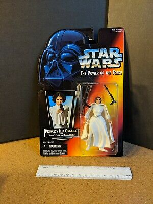 Carrie Fisher Princess Leia Star Wars Action Figure - MIB / MOC 1995