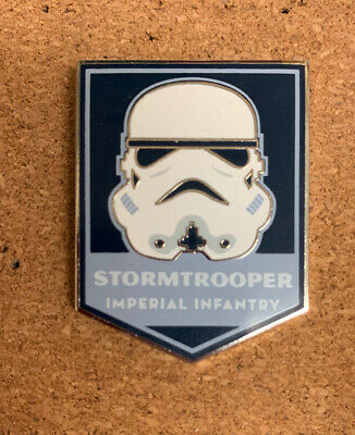 Star Wars Disney Pin -Retro Mystery Set - Stormtrooper Imperial Infantry