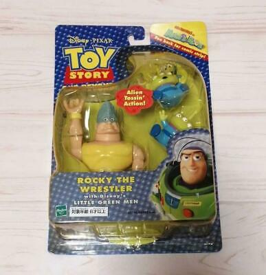 Toy Story Rocky Mr Mike With 2 Set Anime Figure
