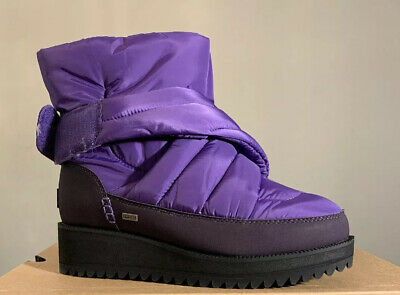 Ugg Montara Violet Bloom 1106770 Woman's Weather Rated Boots Brand New, Size 9