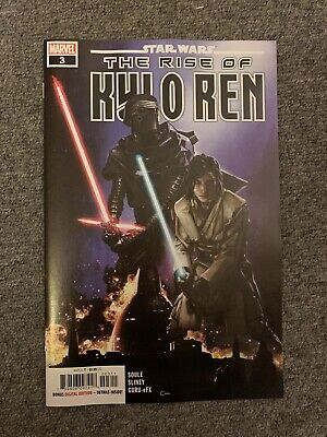 Star Wars The Rise Of Kylo Ren #3 Crain Nm 1St Print Marvel Comics 2020🌋🔥