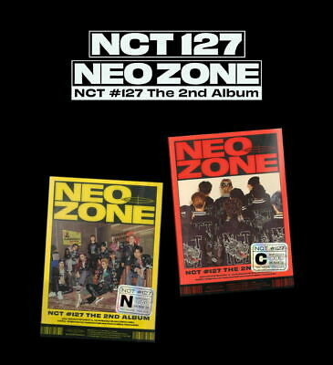 [NCT 127] 2nd album NCT #127 NEO ZONE package