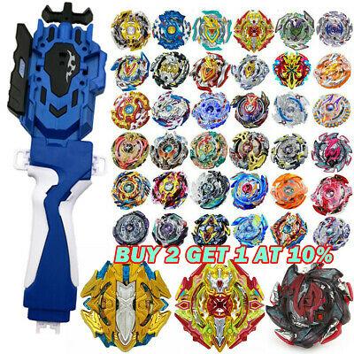 Bayblade Burst B143 B132 Metal Fusion Gold Spinning Top Beyblade Blades Kids Toy