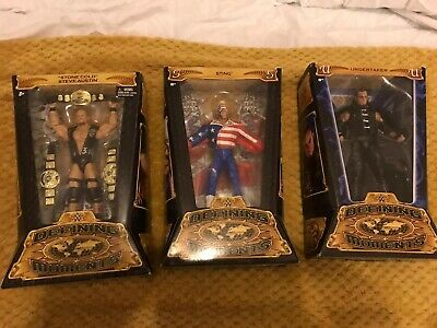 Wwe defining moment's x3 unopened Austin Sting Undertaker