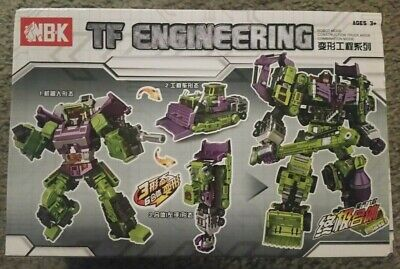 NBK TF Engineering Optical Mix Truck,limited Ver.In stock