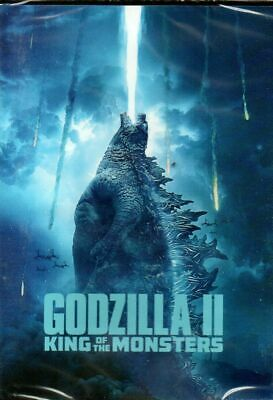 GODZILLA II THE KING OF MONSTER DVD nuovo editoriale