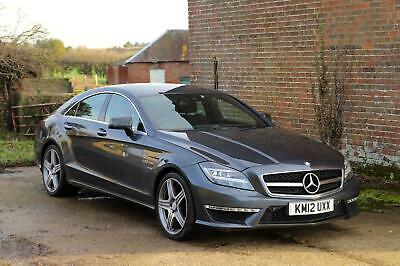 2012 Mercedes-Benz CLS63AMG Auto. Factory special order, Enormous Specification.