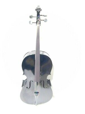 Student Full Size Cello with Case by Gear4music-DAMAGED-RRP £199