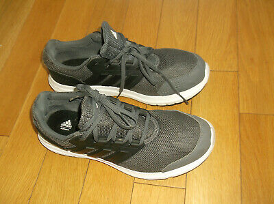 Adidas Galaxy 4 Mens Trainers, Bb3565, Color Charcoal/Black, Uk 10, Fr 44.66