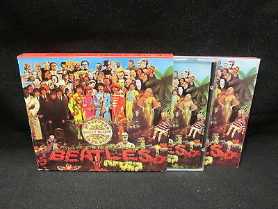 The Beatles - Sgt Pepper's Lonely Hearts Club Band - Near Mint - Original Case