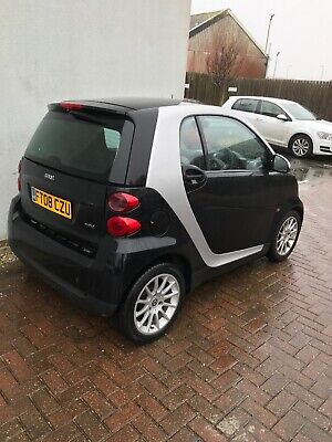 smart car fortwo automatic