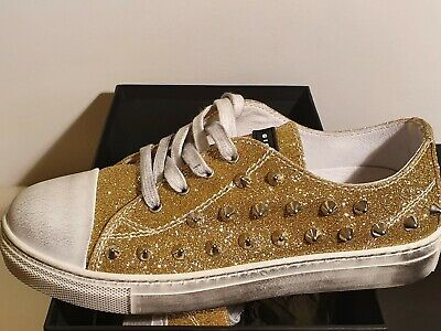 Sneakers Gienchi Metal Gienchi Jean Michel Donna Nr 34 NUOVE
