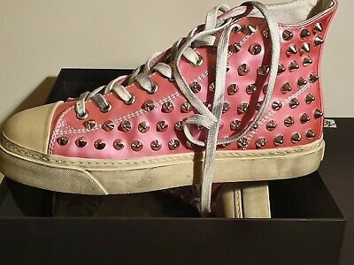 Sneakers Gienchi Metal Gienchi Jean Michel Donna Nr 37 NUOVE