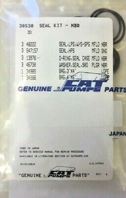 30530  Oem Seal Kit For Cat Pumps  3Dx29Gsi, 3Dx30Gsi