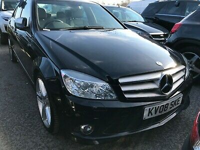 2008 Mercedes-Benz C320 3.0 Cdi Sport - **Issues With