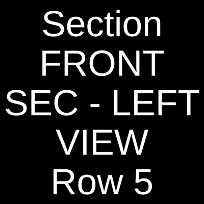 2 Tickets Foreigner, Kansas & Europe 7/22/20 Red Rocks Amphitheatre Morrison, CO